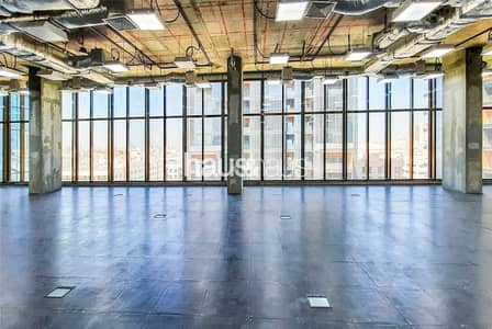Office for Rent in Bur Dubai, Dubai - Grade A | A/C | Flooring | Metro Nearby | New