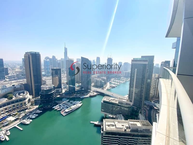 2 Marina View   3Bedroom Apartment Plus Maid's Room for Rent   Bay Central West