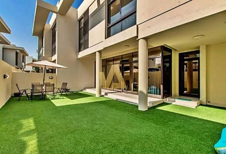 3 Bedroom Townhouse for Sale in DAMAC Hills (Akoya by DAMAC), Dubai - Rare Type THM| 3 BR+Maid with all Ensuite|Rockwood