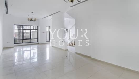 4 Bedroom Townhouse for Rent in Jumeirah Village Circle (JVC), Dubai - MK | Bright and Beautiful 4BR+Maid for Rent