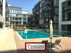 POOL VIEW | EQUIPPED KITCHEN | VACANT 2BR + MAID'S