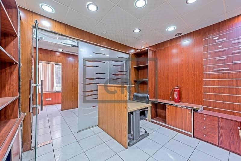 MANAGED | OFFICE FOR RENT| GARGASH CENTRE DEIRA