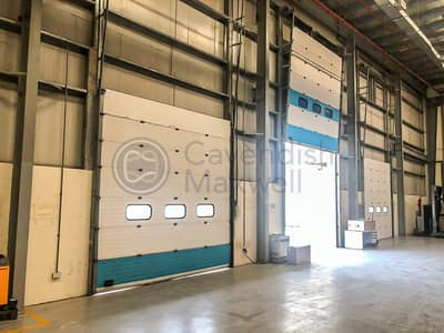 Fully Racked | 8 Loading Bays | 8m Eaves Height
