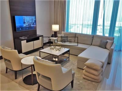 2 Bedroom Hotel Apartment for Sale in Downtown Dubai, Dubai - BEST DEAL | BIGGEST LAYOUT | SEA VIEW