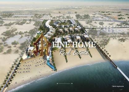 فیلا 4 غرف نوم للبيع في جزيرة السعديات، أبوظبي - Luxurious and High Quality Beach Villa in Nudra