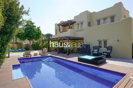 6 Bedroom Villa for Sale in Arabian Ranches, Dubai - Exclusive | 6 bedroom | Excellent position