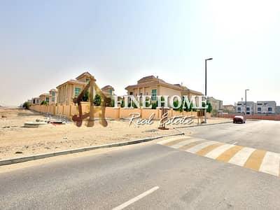 6 Bedroom Villa Compound for Sale in Khalifa City A, Abu Dhabi - 4 villas Compound | 6 BR Each Villa