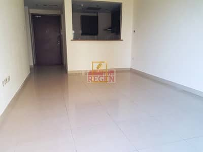 bright open view. | 1 BHK with balcony and parking | one minute Mall walk