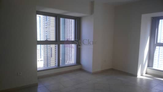 2 Bedroom Flat for Rent in Dubai Marina, Dubai - Partial Sea View 2 Bedroom Apartment Available for Rent in Princess Tower