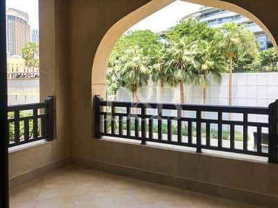 2 Bedroom Flat for Rent in Old Town, Dubai - FULL BURJ VIEW | CHILLER FREE | VACANT NOW