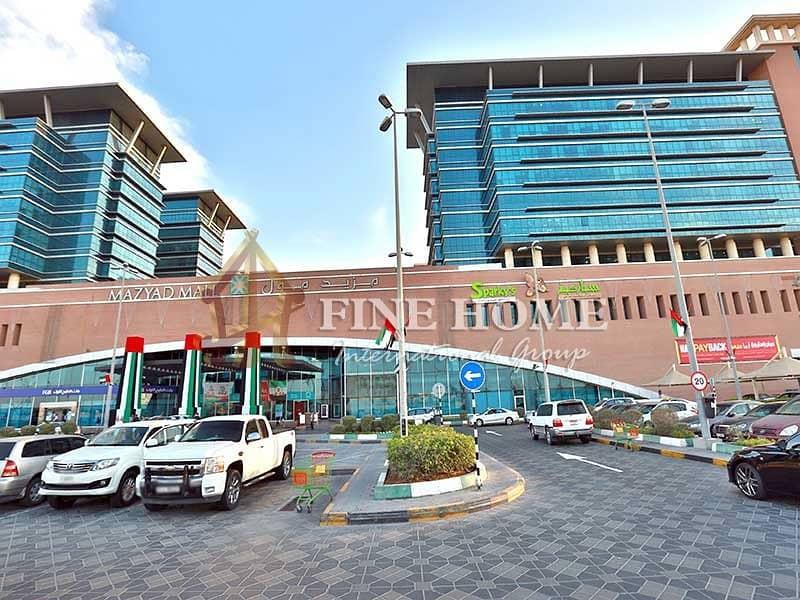 2 Commercial Building | 5 Floors | 2 Shops