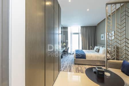 استوديو  للايجار في الخليج التجاري، دبي - Brand New   Furnished Apt   Chiller Free