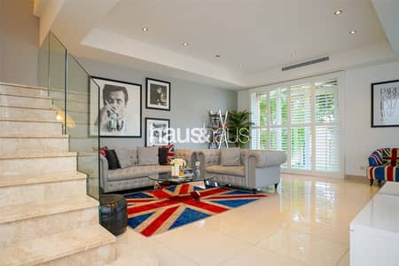 3 Bedroom Villa for Sale in Arabian Ranches, Dubai - Extended | Upgraded | Lake View | Opposite Pool