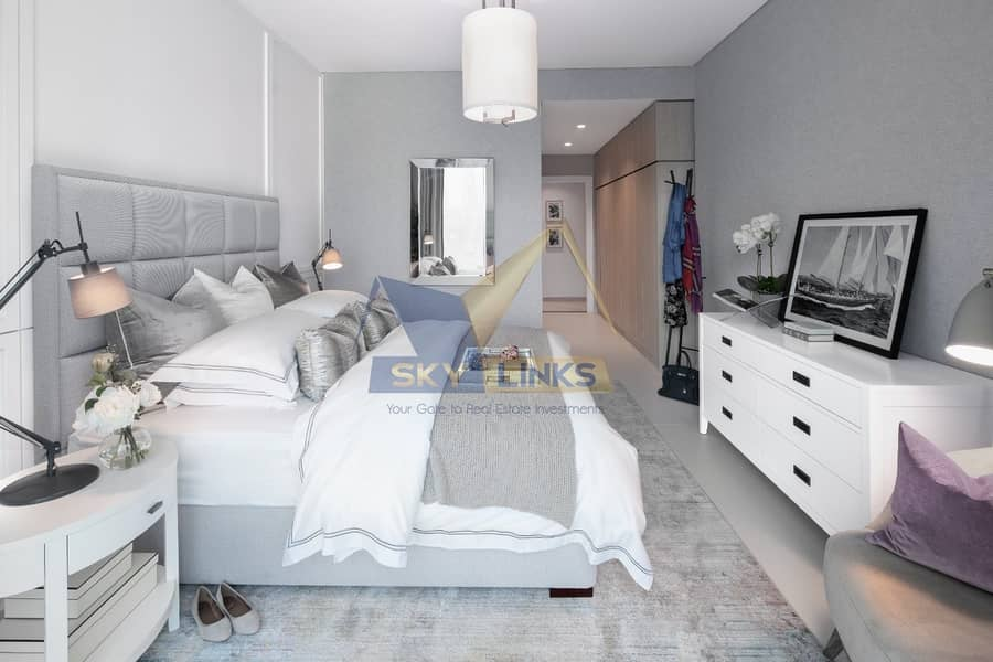 2 Large Balcony..!!  Luxurious 2 Bedroom Apt..!!