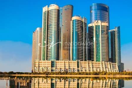 شقة 1 غرفة نوم للايجار في جزيرة الريم، أبوظبي - Furnished | Sea Facing | Stunning Apartment