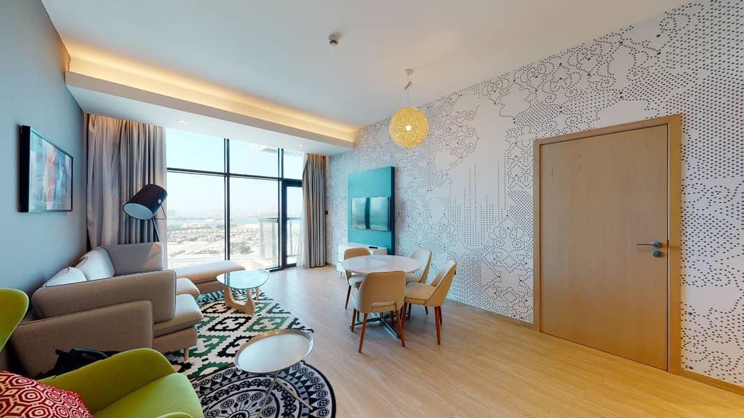 2 Inspected Home | Furnished | Shared sauna room