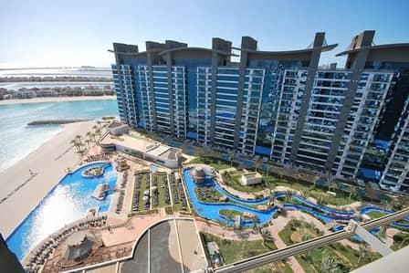 3 Bedroom Apartment for Rent in Palm Jumeirah, Dubai - Full Sea View | 3 Bedroom + Study Room | Oceana Caribbean | Palm Jumeirah
