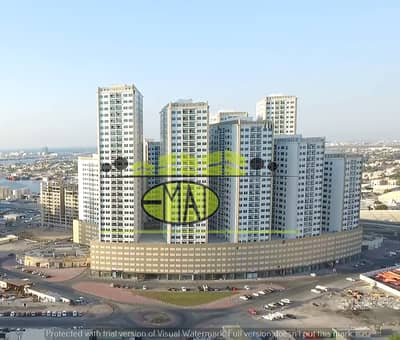 Ajman Pearl Towers: 1 Bed Hall (2 Washrooms) near City Centre