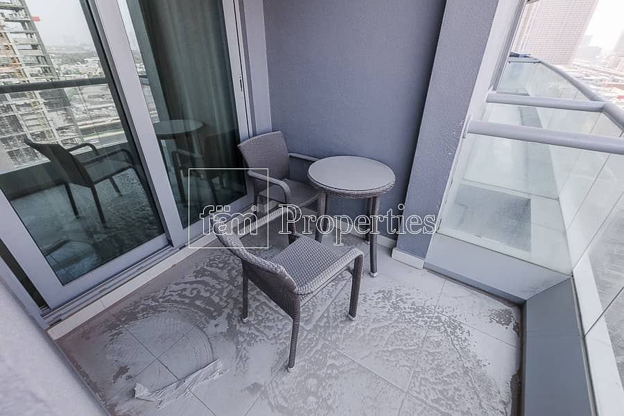 18 Skyline/Zabeel View Furnished 2BR Apartment