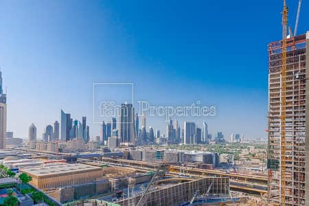 2 Bedroom Flat for Sale in Downtown Dubai, Dubai - Skyline/Zabeel View Furnished 2BR Apartment
