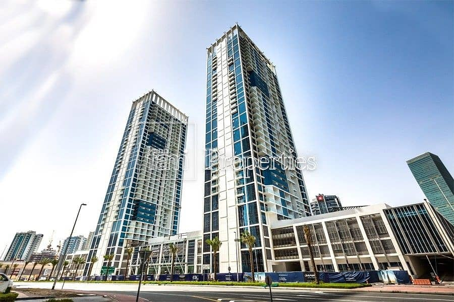 40 High Floor! Full Canal View! Furnished!