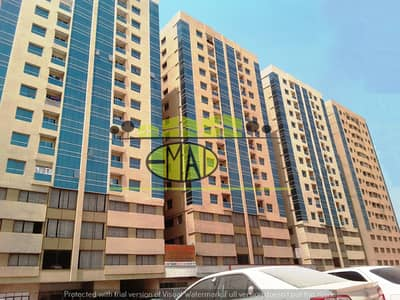 1 Bedroom Flat for Rent in Garden City, Ajman - Garden City: 1 Bed Hall Close Kitchen in Gerf near University