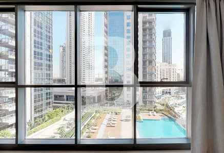 1 Bedroom Flat for Rent in The Lagoons, Dubai - High Floor | Fitted Kitchen | Creek View