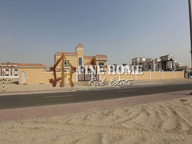 Commercial Land | Located On 2 Streets
