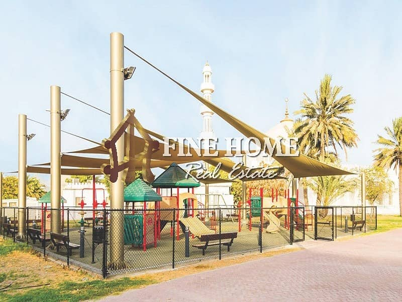 2 Villa | 5 Bedrooms | Playing Area