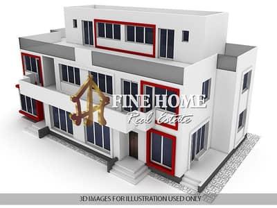 مبنى سكني  للبيع في الخالدية، أبوظبي - Residential Building | 5 Floors | 11 Shops