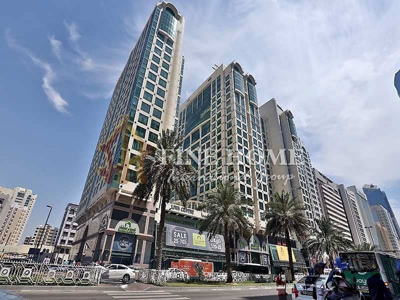 25 Residential Tower | 17F | 34 Apt | Located Corner