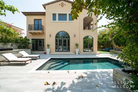 4 Bedroom Villa for Sale in Jumeirah Golf Estate, Dubai - New Listing - Detached Firestone - Large Plot