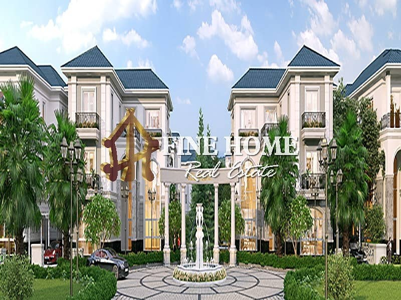 2 Villas Compound | With Good ROI