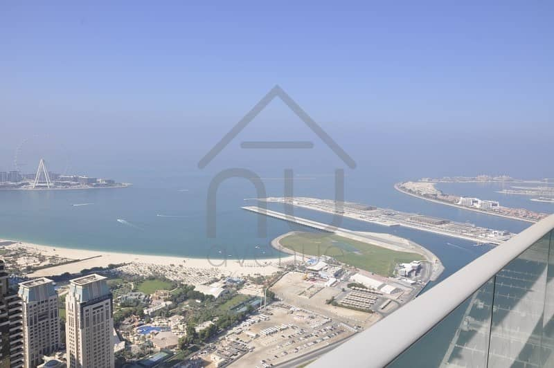 Spacious Fendi One Bedroom With Balcony And Parking