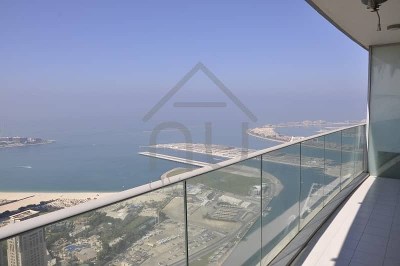 2 Spacious Fendi One Bedroom With Balcony And Parking