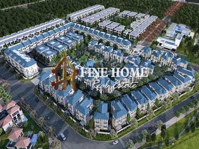 6 Bedroom Villa Compound for Sale in Al Shamkha, Abu Dhabi - 3 Villas Compound | 6 BR Each Villa