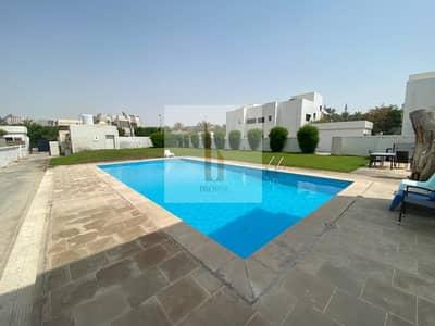 3 Bedroom Villa for Rent in Al Safa, Dubai - 3BR+Garden+Maids Room | Shared Pool & Garden