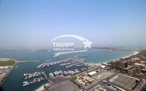 Full Sea View 3Br+Study Apt in Cayan Tower Dubai Marina