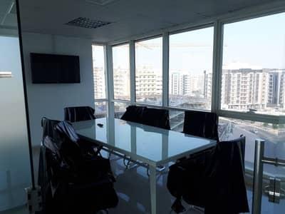 مکتب  للبيع في واحة دبي للسيليكون، دبي - Fully fitted Office - Le solarium- DSO