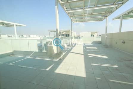 4 Bedroom Villa for Rent in The Sustainable City, Dubai - Large Terrace | Chiller Free | kitchen appliances