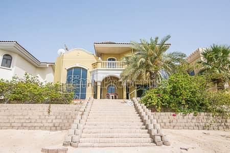 4 Bedroom Villa for Sale in Palm Jumeirah, Dubai - Central Rotunda | Maintained | Vacant On Transfer