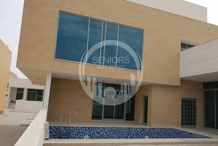 5 Bedroom Villa Compound for Sale in Shakhbout City (Khalifa City B), Abu Dhabi - Brand New! Amazing Compound with 3 Villa