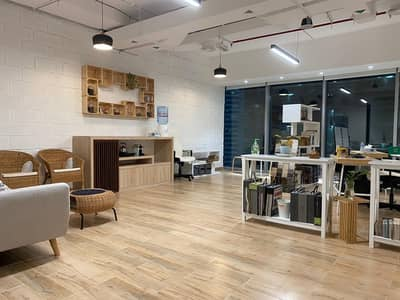 Office for Rent in Business Bay, Dubai - DEWA Free - Aesthetic