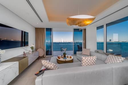 Beautiful full sea view | 2BR apartment |Furnished