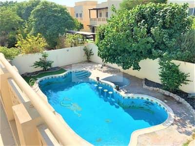 5 Bedroom Villa for Rent in The Meadows, Dubai - VASTU!!! Swimming Pool   New Kitchen   5 Bedrooms