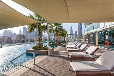 1 Bedroom Flat for Sale in Downtown Dubai, Dubai - Elegant 1 bed in Distinction/prime unit !