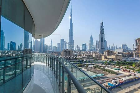 1 Bedroom Flat for Sale in Downtown Dubai, Dubai - Elegant 1 bed in Distinction/prime unit !