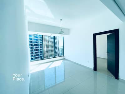 1 Bedroom Flat for Rent in Dubai Marina, Dubai - Excluded - High Floor - Multiple Cheques