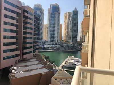 1 Bedroom Flat for Rent in Dubai Marina, Dubai - Dubai Yacht Club - Marina View