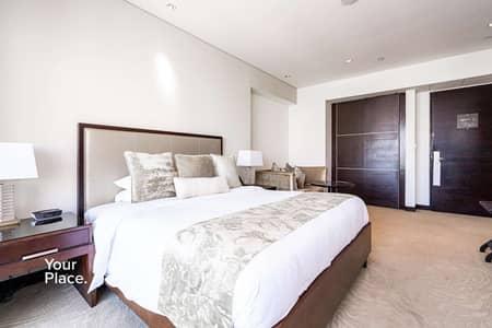 استوديو  للايجار في دبي مارينا، دبي - Luxurious Studio in the Address Dubai Marina